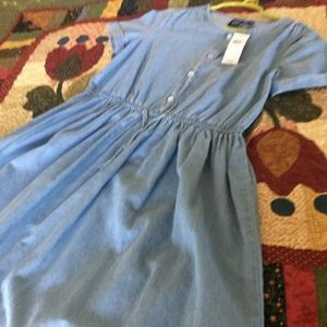 Gap dresses girls size 7/8 new with tags